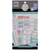 Mood Tracking Happy Planner Stickers