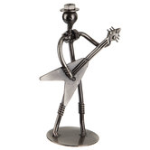 Nuts & Bolts Metal Electric Guitar Player