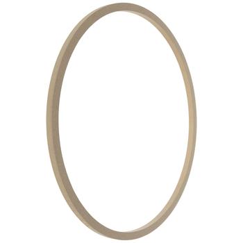 Wood Wreath Ring