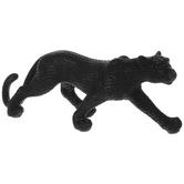 Black Textured Leopard