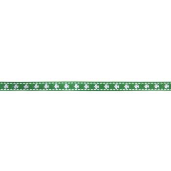 """Shamrock Side-Stitched Grosgrain Ribbon - 3/8"""""""