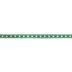 Shamrock Side-Stitched Grosgrain Ribbon - 3/8