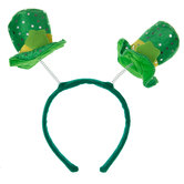 Leprechaun Hats Bopper Headband