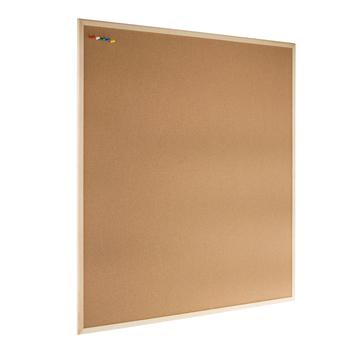 Natural Wood Framed Corkboard