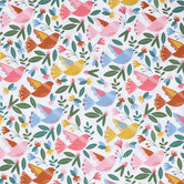 Nava Bird Apparel Fabric