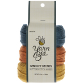 Butterscotch Amber Yarn Bee Sweet Minis Yarn