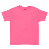 Safety Pink Youth T-Shirt - Medium