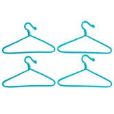 Blue Doll Hangers