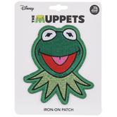 Kermit The Frog Iron-On Applique