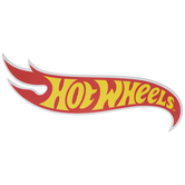 Hot Wheels Logo Wood Wall Decor