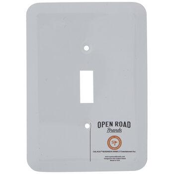 Galaga Single Switch Plate