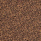 Leopard Print Knit Fabric