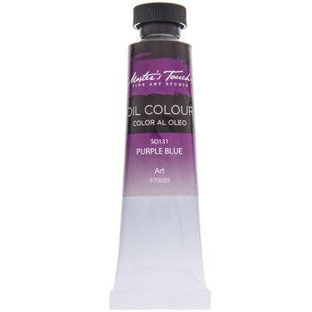 Purple Blue Master's Touch Oil Paint - 1.7 Ounce