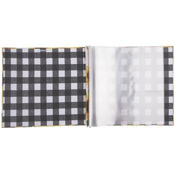 Sunflower Post Bound Scrapbook Album