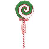 Christmas Lollipop Decor
