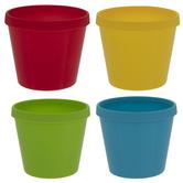Multi-Color Flower Pots