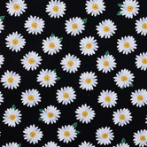 Daisy Duck Cloth Fabric