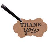 Thank You Treat Bag Tags