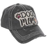 Dog Mom Baseball Cap