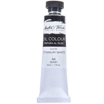 Titanium White Master's Touch Oil Paint - 1.7 Ounce