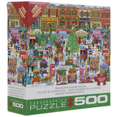 Downtown Holiday Festival Puzzle