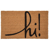 Hi Doormat