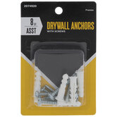 Drywall Anchors With Screws