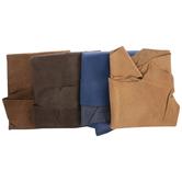 Assorted Premium Suede Leather