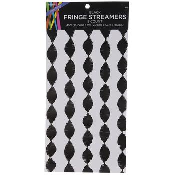 Fringe Streamers
