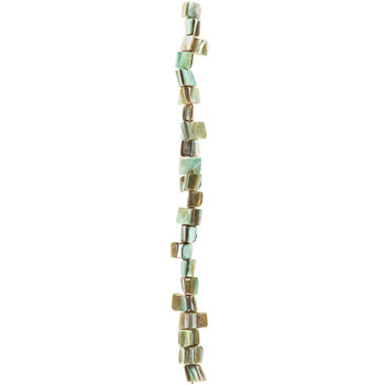 Dyed Shell Bead Chip Strand