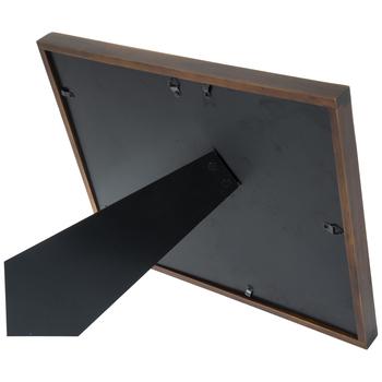 Walnut Wood Frame With Mat