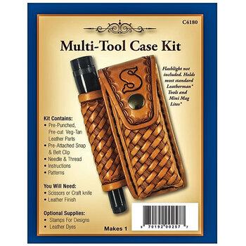 Multi-Tool Leather Case Kit