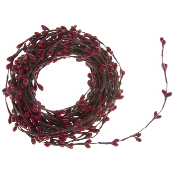 Red & Brown Berry Garland