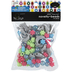 Dolphin & Flower Novelty Bead Mix