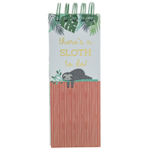 There's A Sloth To Do List Notepad
