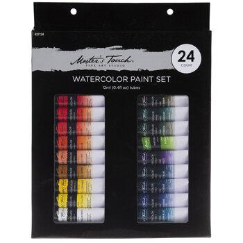 Watercolor Paint - 24 Piece Set