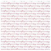 "Merry Everything, Happy Always Scrapbook Paper - 12"" x 12"""