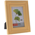 Yellow Distressed Wood Frame - 4