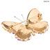 Butterfly Rhinestone Brooch