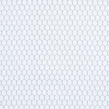 Chicken Wire Cotton Calico Fabric
