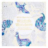 Wildlife Wonders Coloring Book