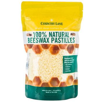 Natural Beeswax Pastilles