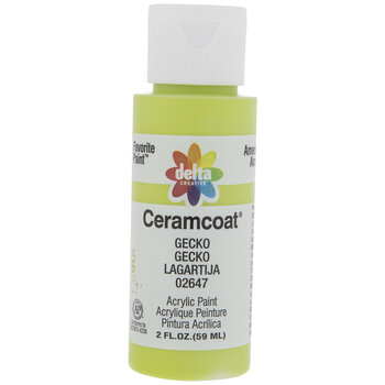 Gecko Ceramcoat Acrylic Paint