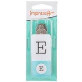 Uppercase Letter Stamp - E