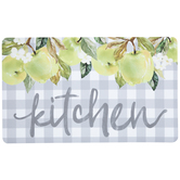 Kitchen Apples Doormat