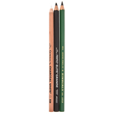 General's Black & White Pencils - 3 Piece Set