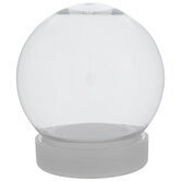 Make-Your-Own Snow Globe