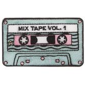 Mix Tape Vol 1 Iron-On Applique