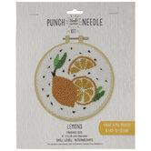 Lemons Punch Needle Kit