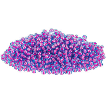 24 jewelry making beads supplies beading supplies violet seed 50 Grams Violet beads glass beads craft seed beads violet glass beads